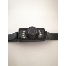Videocamera interna di sorveglianza per teca defibrillatore