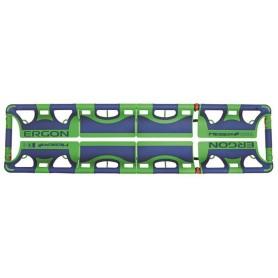 Ergon 16150/V Barella comfort a geometria variabile - verde/blu