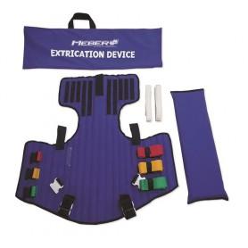 9124/B Immobilizzatore spinale standard blu