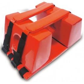 Jelly 629 Fermacapo standard arancio per tavola spinale