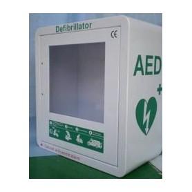 Teca per defibrillatore da interno